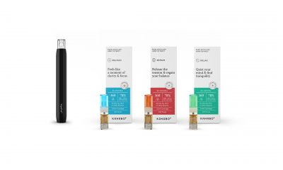 Kanabo launches cannabis extract formula for metered dosing