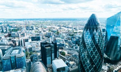 London's financial district is opening up to cannabis businesses