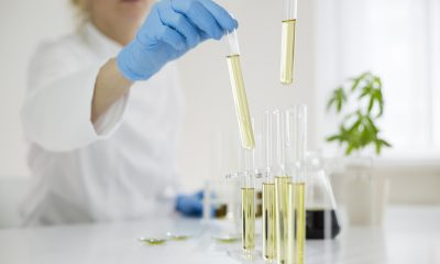 Exclusive derivative library licence for Oxford Cannabinoid Technologies