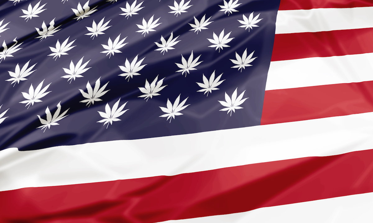 US cannabis market reaching the big leagues